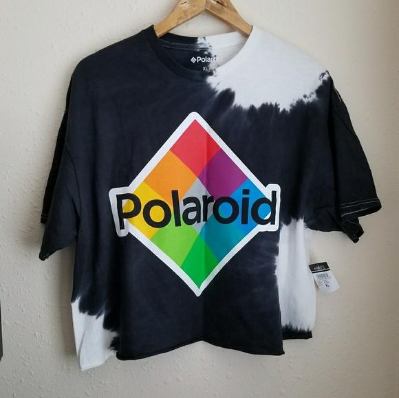 4928211c Rue21 Tops | Polaroid Tie Dye Crop Top | Poshmark